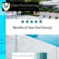 glass fence panels cost-brisbane