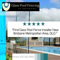 frameless pool fence cost